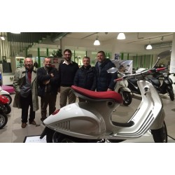 """La """"Ciao Motori"""" conferma il suo appoggio al Vespa Club"""